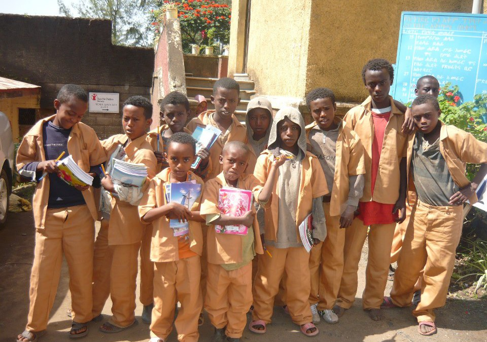 The new school year opened in Gondar!