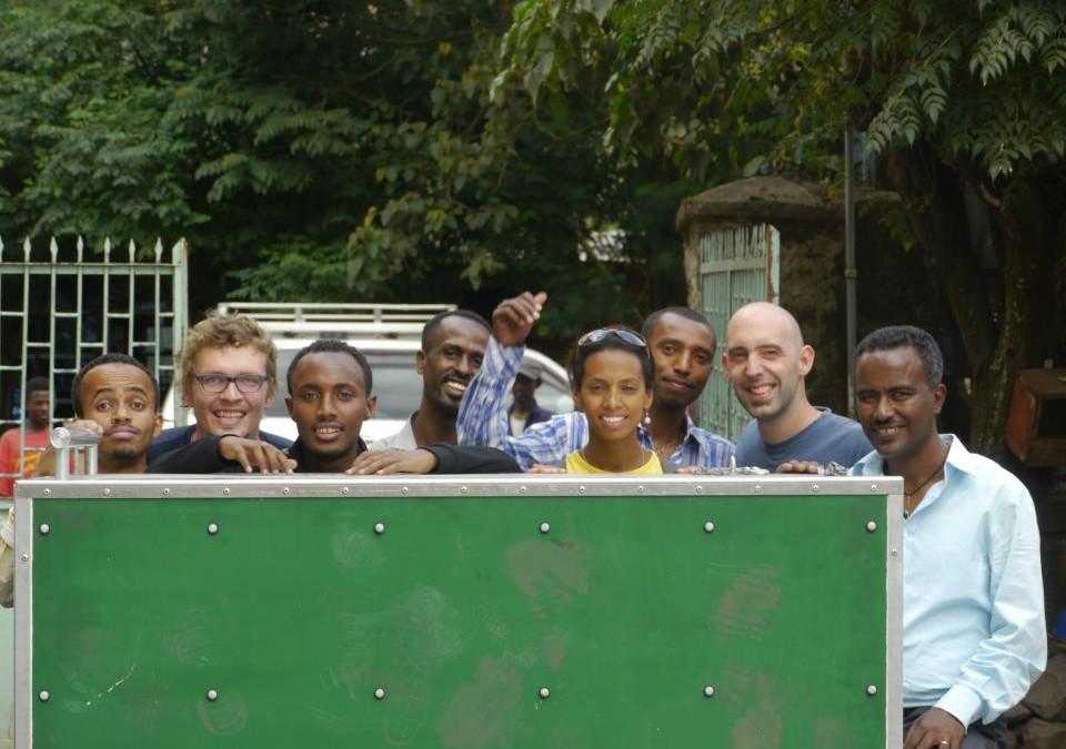 Mobile School arrives in Gondar